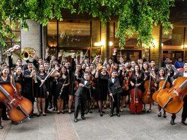 Orquesta Juvenil de Santiago