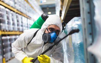 Desinfección ambiental COVID-19
