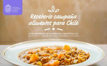 Recetario ALIMENTOS PARA CHILE