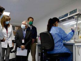 análisis diagnóstico PCR