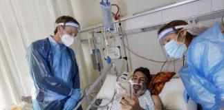Covid-19: A través tablets hospitales conectarán a pacientes con sus familias