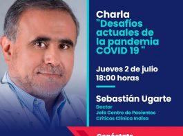 Charla Dr Ugarte