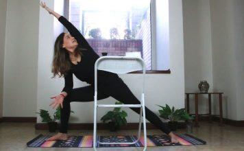 Día internacional del Yoga con una Yogatón en línea