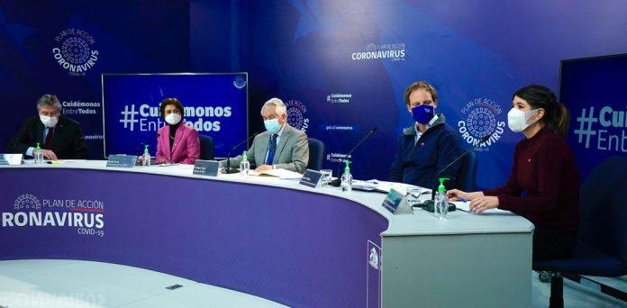 cuarentenas para el control de la pandemia