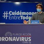 Autoridades de Salud hacen balance al cumplirse 120 días de pandemia en Chile