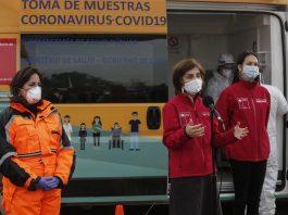 Comienzan operativos masivos de testeo de PCR en la Región Metropolitana