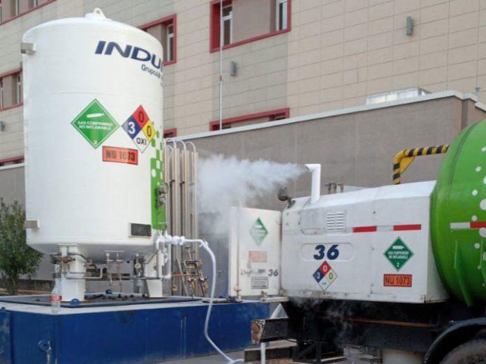 INDURA refuerza apoyo de insumo oxígeno adoptando nuevos métodos de instalación