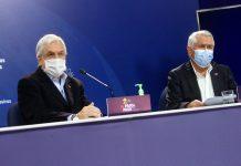 Presidente Sebastián Piñera presenta Plan Paso a Paso