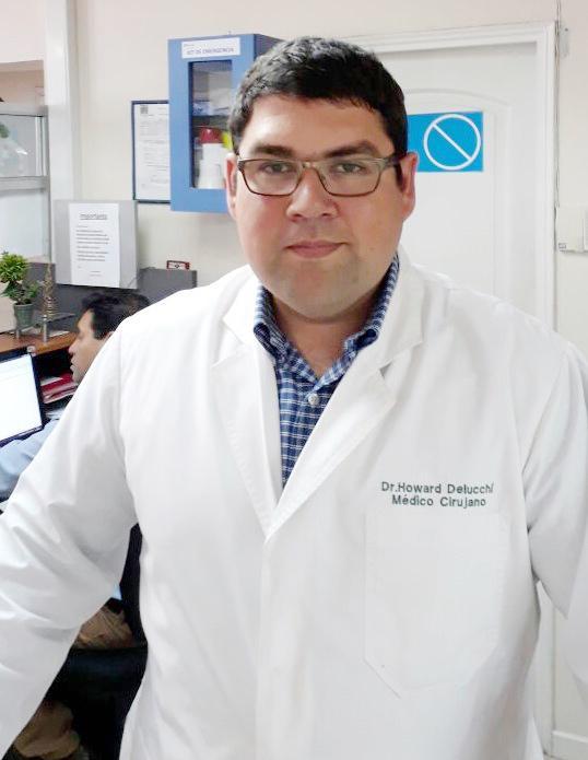 Dr Howard Delucchi