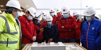 Autoridades anuncian avances en la construcción de la red de hospitales de la región del Maule