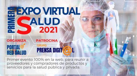 EXPO VIRTUAL SALUD 2021. FERIA EVENTO ONLINE