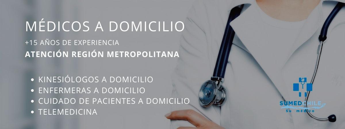 Médicos a Domicio Santiago