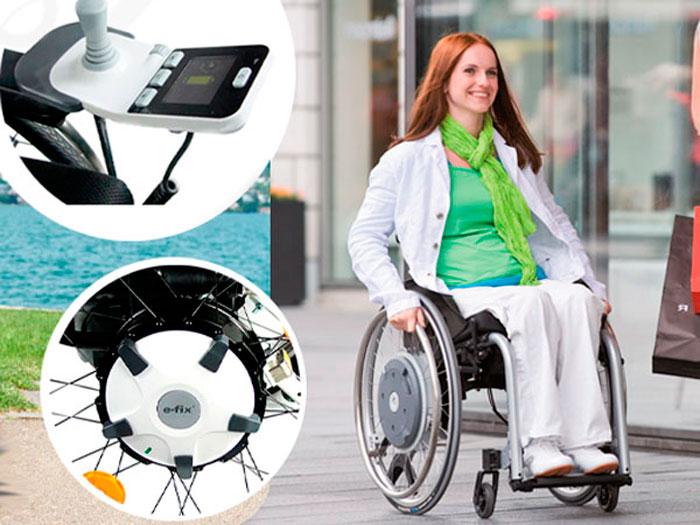 Tecnologías Inclusivas para la Movilidad PARACARE