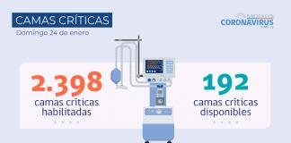Reporte Covid-19: Más de 65 mil exámenes de PCR se registran en las últimas 24 horas