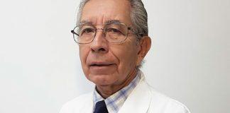 Doctor Manuel Barría de la Sociedad Chilena de Cancerología