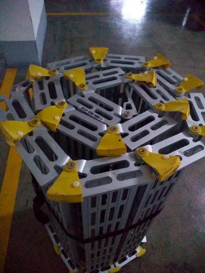 Rampa de acceso a edificios