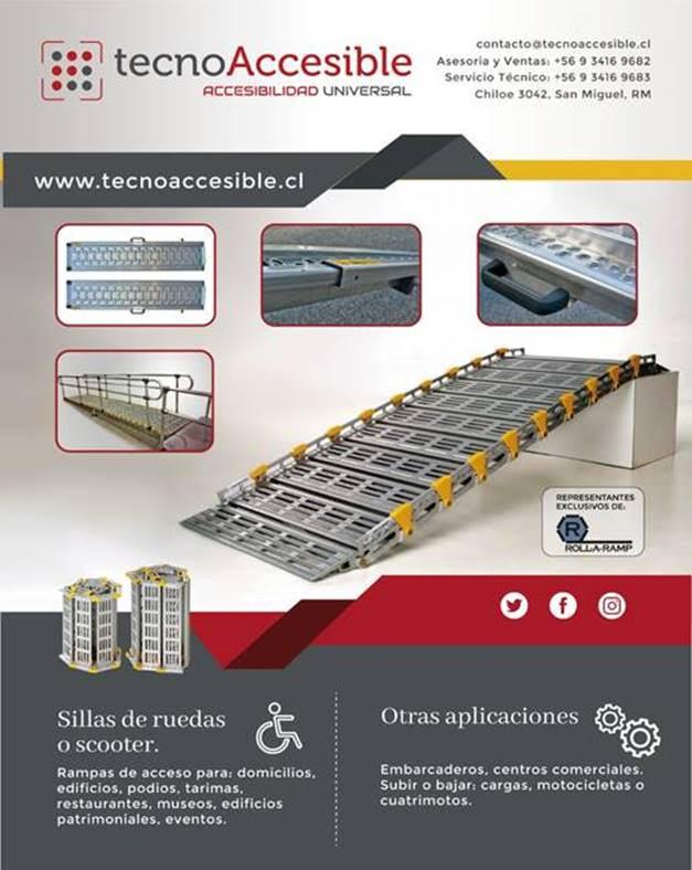 Rampas portátiles enrollables para edificios Roll a ramp