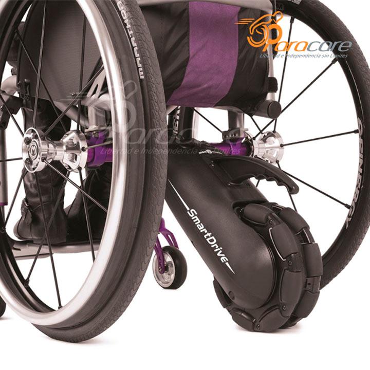 Smart Drive: El primer dispositivo portátil para sillas de ruedas, que aumenta la autonomía e independencia