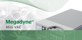 Megadyne Minivac ®, la innovación que limpia el ambiente de la sala de operaciones y protege al personal quirúrgico