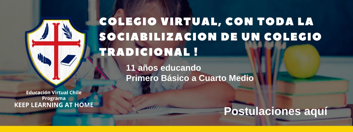 colegio virtual educación online básica y media