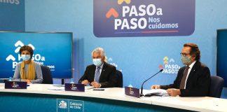 COVID-19: Ministro Paris plantea trabajo conjunto de países del Cono Sur para enfrentar la pandemia