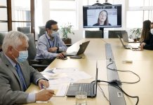 Banco Mundial destaca campaña chilena de inmunización contra COVID-19