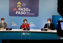 COVID-19: Región Metropolitana retrocede a Cuarentena