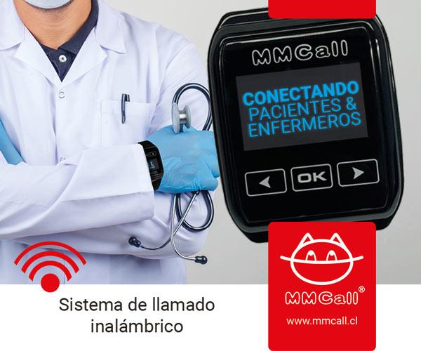 beeper enfermeros sistema de llamado inalámbrico mcall