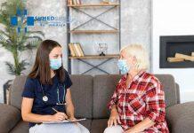 Consultas médicas en tu casa, con médicos, kinesiólogos y enfermeras presenciales y en línea. En el invierno, cuídate de las bajas temperaturas y del Covid.