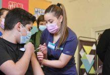 vacunación covid adolescentes