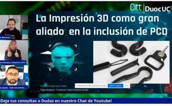 Duoc UC apuesta por la innovación en inclusión
