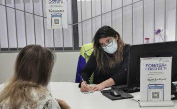 Fonasa recuerda que sus trámites y consultas pueden ser resueltos directamente en los Municipios de San Gregorio, Cabo de Hornos, Laguna Blanca, Río Verde, Porvenir y Timaukel
