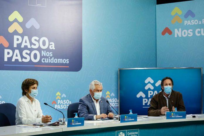 Ministro Paris hace llamado a mantener las medidas de autocuidado porque la pandemia no ha terminado
