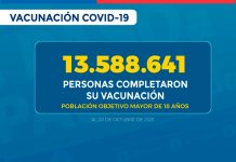 REPORTE VACUNACION COVID 2021.10.21